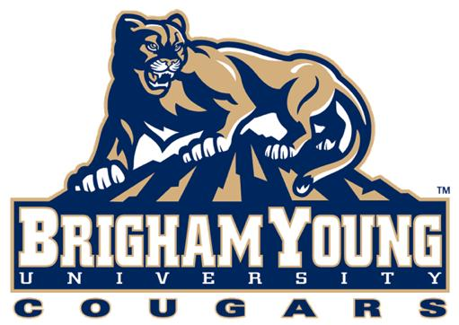 Byu Brigham Young University Track Andfield And Cross